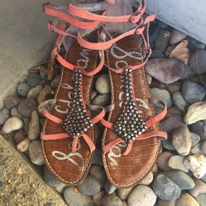 Women S Sam Edelman Ginger Sandals On Poshmark